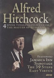Alfred Hitchcock Collection Jamaica Inn Sabotage 39 Steps Easy Virtue