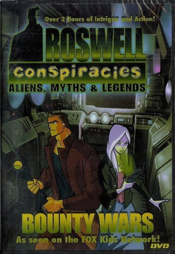 Roswell Conspiracies Bounty Wars