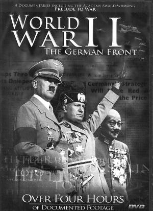 World War Ii The German Front (dvd)