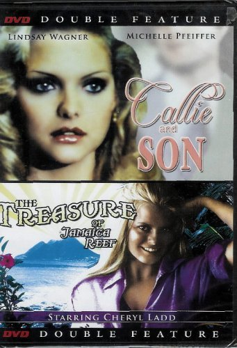 Lindsay Wagner Michelle Pfeiffer Dabney Coleman Ch Double Feature Callie And Son (1981) & The Treasu