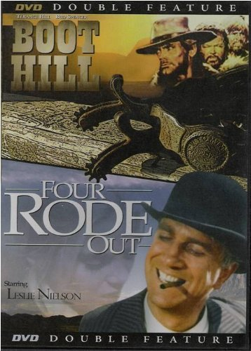 Boot Hill Four Rode Out Double Feature Boot Hill Four Rode Out