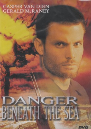Casper Van Dien Gerald Mcraney Danger Beneath The Sea [slim Case]