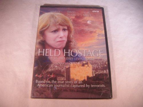 Marlo Thomas David Dukes G.W. Bailey Held Hostage The Sis And Jerry Levin Story