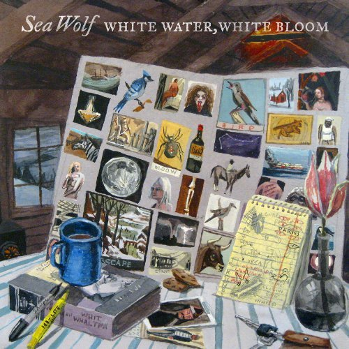 Sea Wolf White Water White Bloom