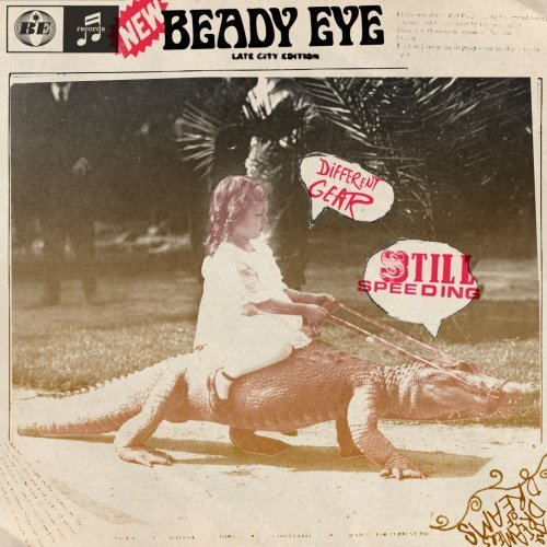 Beady Eye Different Gear Still Speeding Deluxe Ed. Incl. DVD Digipak