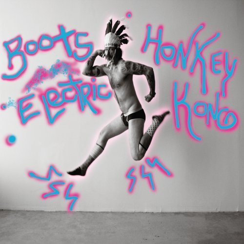 Boots Electric Honkey Kong