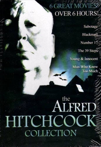 Alfred Collection Hitchcock Alfred Hitchcock Collection
