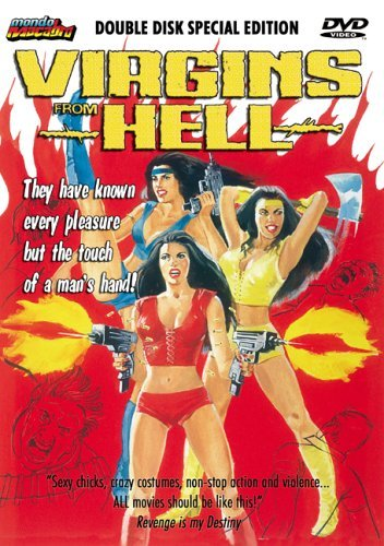 Virgins From Hell Virgins From Hell Ws Nr 2 DVD