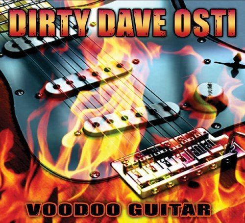 Dirty Dave Osti Voodoo Guitar