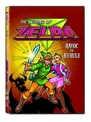 Havoc In Hyrule Legend Of Zelda Nr