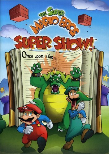 Once Upon A Koopa Super Mario Bros Nr
