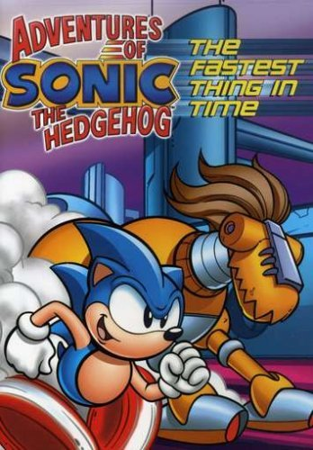 Fastest Thing In Time Adventures Of Sonic The Hedgeh Nr