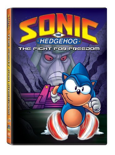 Fight For Freedom Sonic The Hedgehog Nr