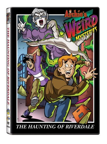 Archies Weird Mysteries Haunting Of Riverdale Nr