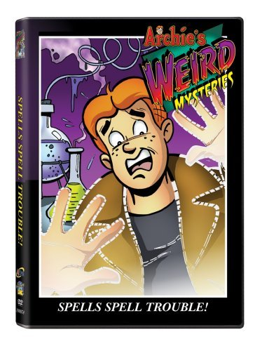 Archies Weird Mysteries Spells Spell Trouble Nr