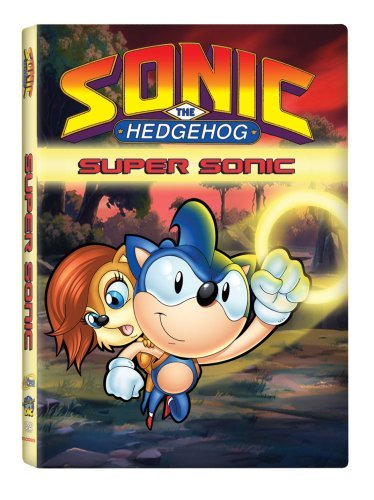 Super Sonic Sonice The Hedgehog Nr