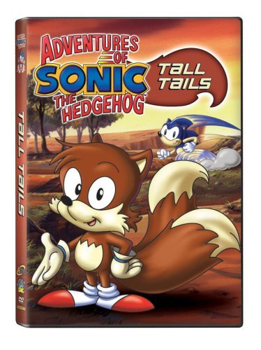 Tall Tails Adventures Of Sonic The Hedgeh Nr