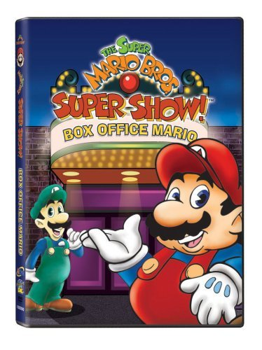 Box Office Mario Super Mario Bros Super Show Nr