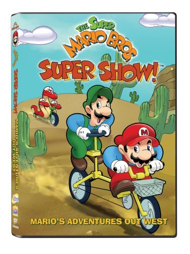 Marios Adventures Out West Super Mario Super Show Nr