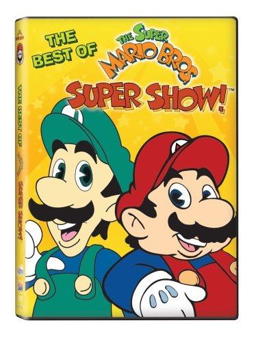 Super Mario Super Show Best Of DVD Nr