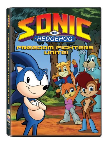 Freedom Fighters Unite Sonic The Hedgehog Nr