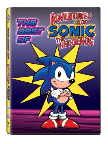 Sonic The Hedgehog Best Of The Adventures Of Sonic The Hedgehog Nr