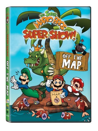 Off The Map Super Mario Bros Super Show Nr