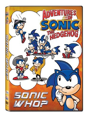 Sonic Who Adventures Of Sonic The Hedgeh Nr