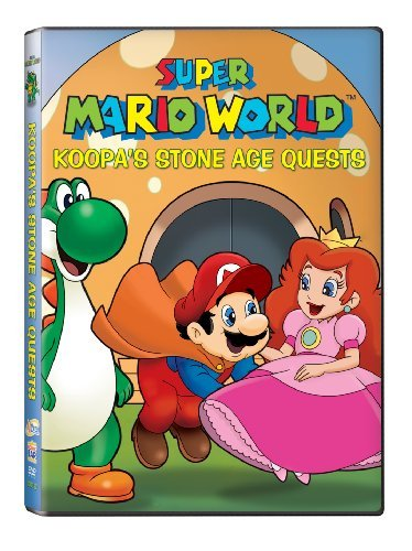 Koopas Stone Age Quests Super Mario World Nr