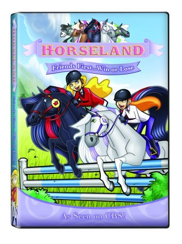 Horseland Friends First Win Or Lose Nr