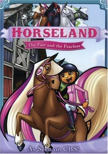 Horseland Fast & The Fearless Nr