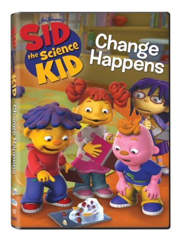 What's The Big Idea Sid The Science Kid Nr