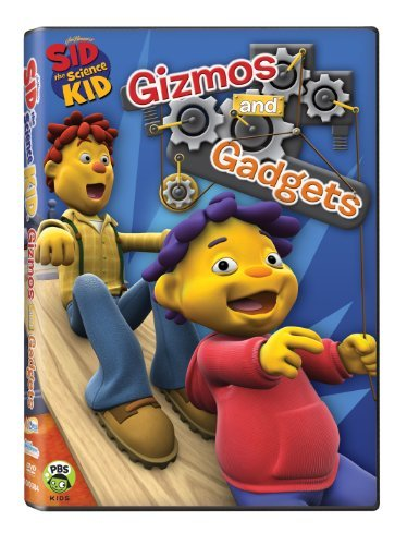 Gizmos & Gadgets Sid The Science Kid Nr