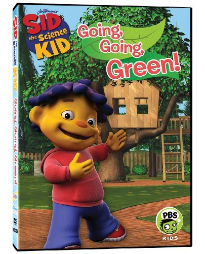 Going Going Green Sid The Science Kid Nr