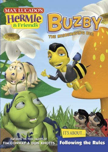Hermie & Friends Buzby The Misbehaving Bee Nr