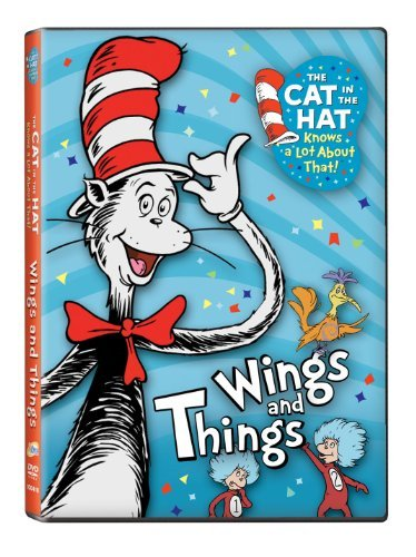Cat In The Hat Wings & Things Cat In The Hat Wings & Things Nr