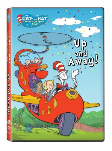 Up & Away Cat In The Hat Knows A Lot Abo Nr