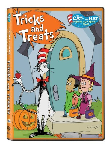 Tricks & Treats Cat In The Hat Nr