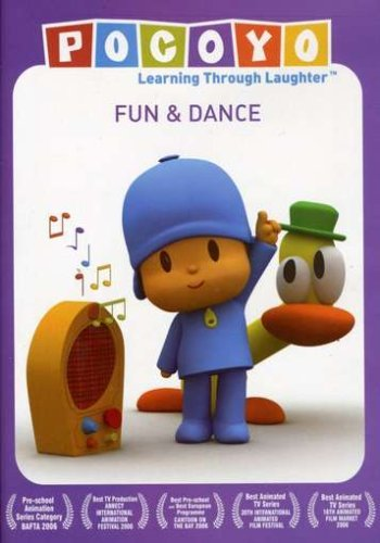 Fun & Dance With Pocoyo Pocoyo Pocoyo