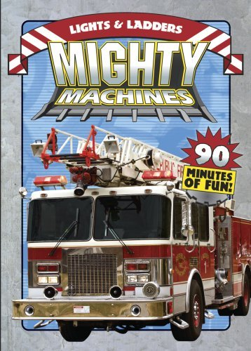 Lights & Ladders Mighty Machines Nr