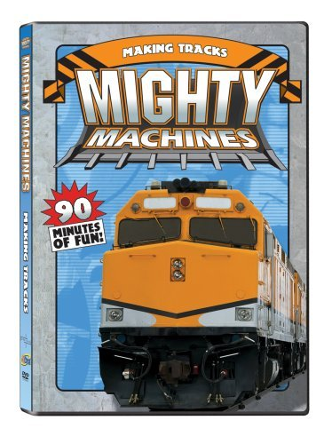 Making Tracks Mighty Machines Nr