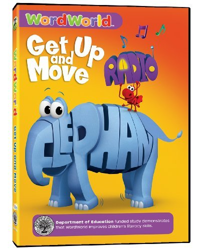Get Up & Move Wordworld Nr