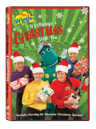 It's Always Christmas With You Wiggles Nr