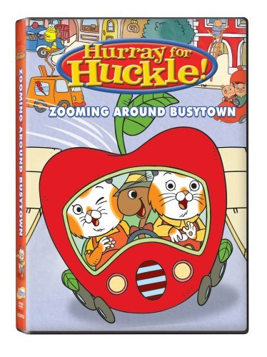 Zooming Around Busytown Hurray For Huckle Nr
