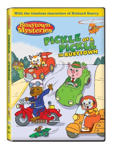 Busytown Mysteries Busytown Mysteries Pickle Of Nr