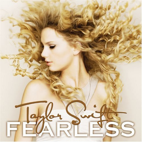 Taylor Swift Fearless Enhanced CD