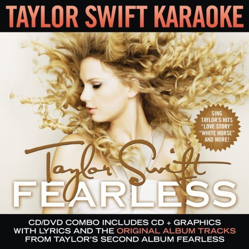 Taylor Swift Fearless Karaoke Incl. Bonus DVD
