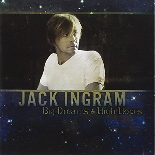 Jack Ingram Big Dreams & High Hopes Enhanced CD