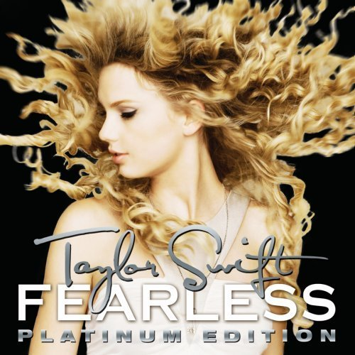 Taylor Swift Fearless Platinum Edition Platinum Ed. Incl. Bonus DVD