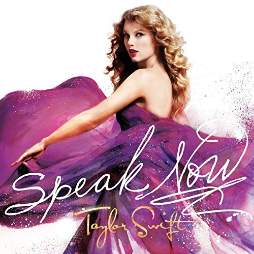 Taylor Swift Speak Now 2 Lp